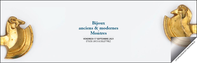 Bijoux anciens & modernes