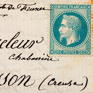 histoire postale