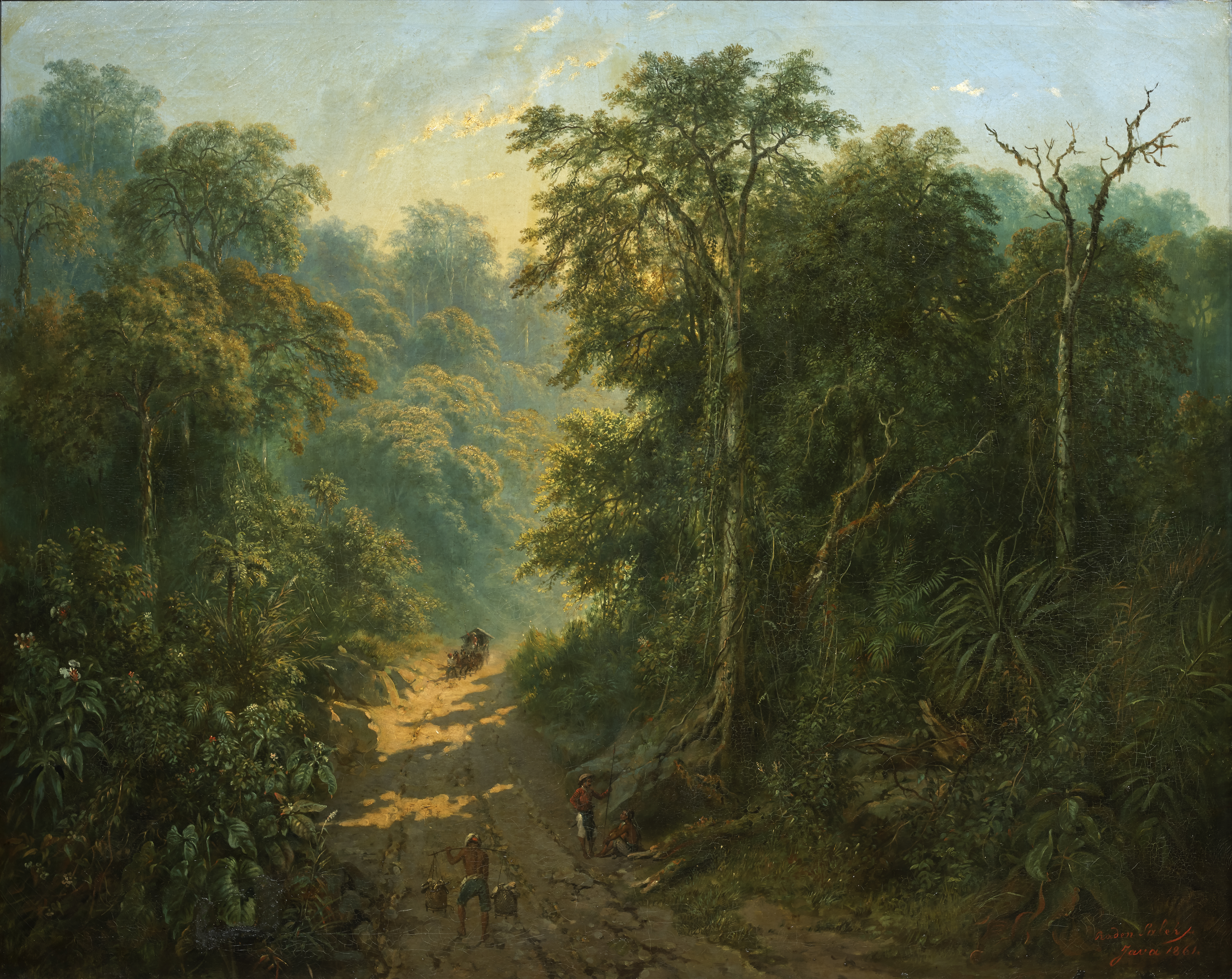 Raden Saleh (1814-1880)