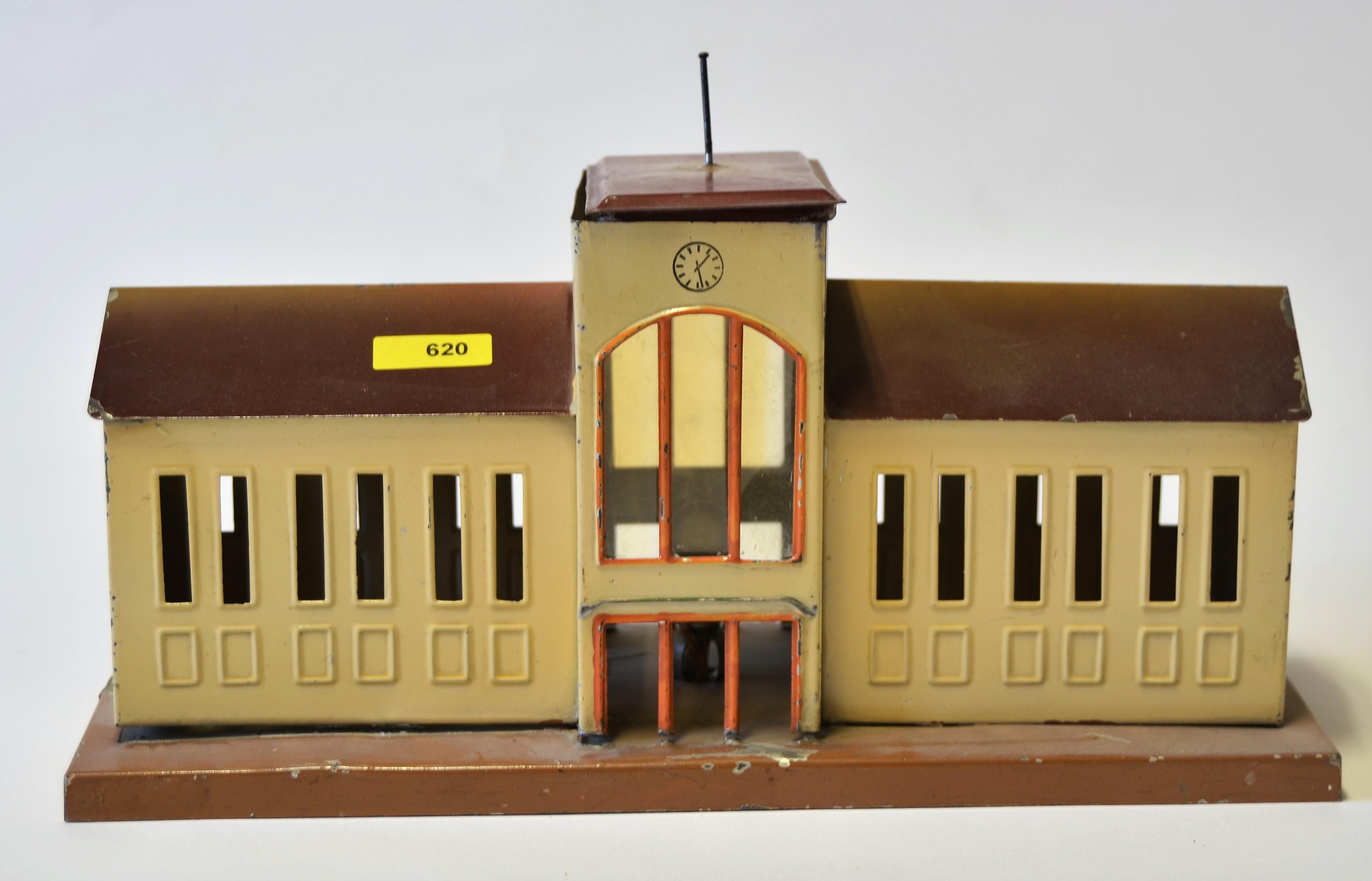 MÄRKLIN gare 1937
