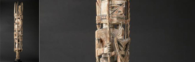 Sculpture Malagan