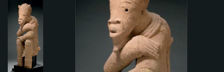 Grande Statue Nok - NIGERIA