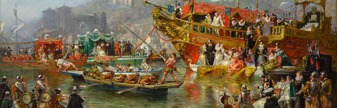 THEODORE LEVIGNE(1848-1912)