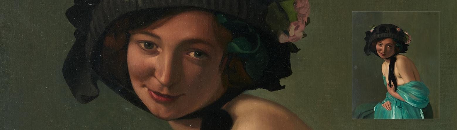 Le Chapeau noir - 1909