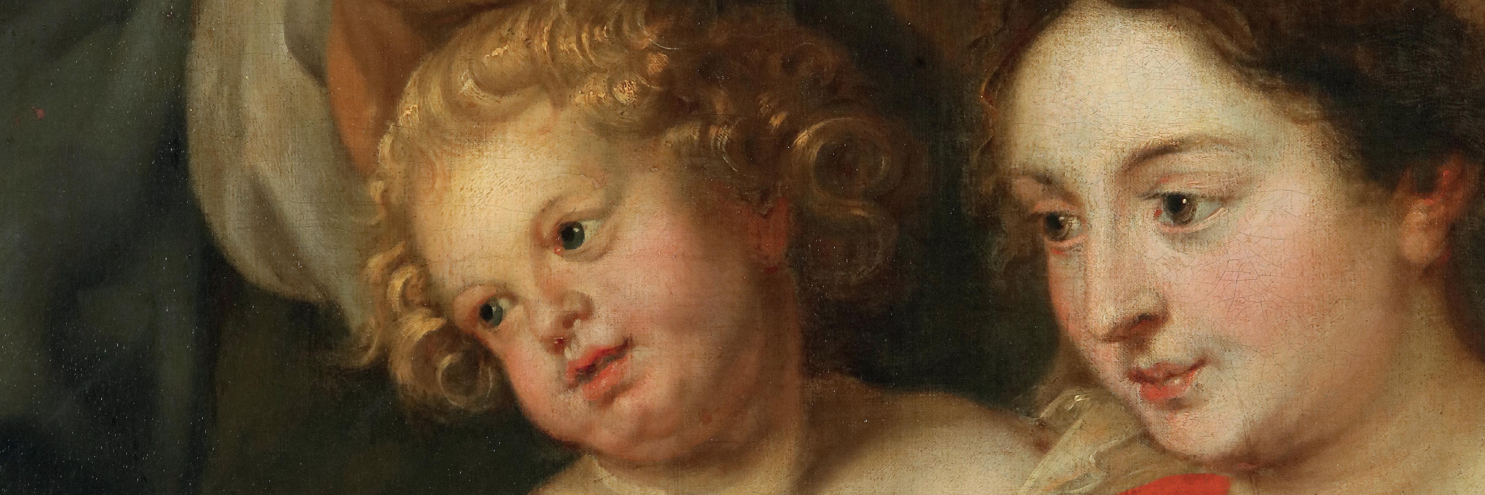 Pierre Paul Rubens (école de), Sainte Famille