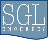 SGL Enchères - Frédéric Laurent de Rummel et Peggy Savidan