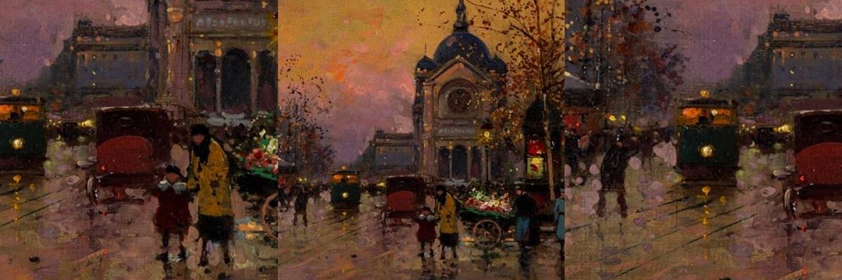 Édouard CORTES (1882-1969)