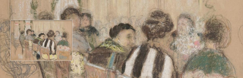 Édouard VUILLARD, 1868-1940