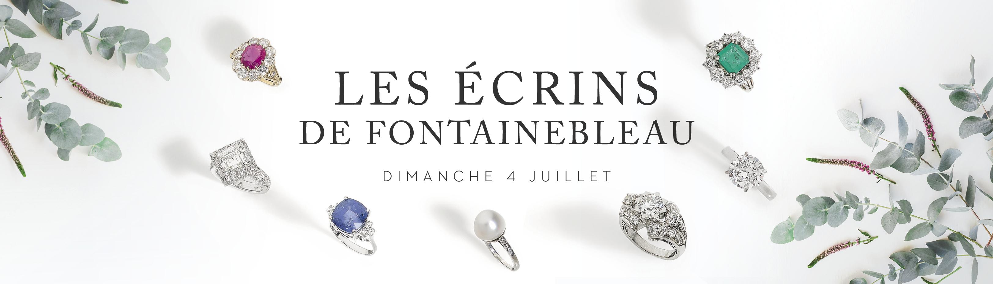Les écrins de Fontainebleau