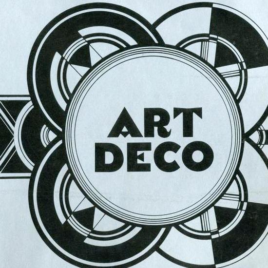 arts décoratifs du XXe