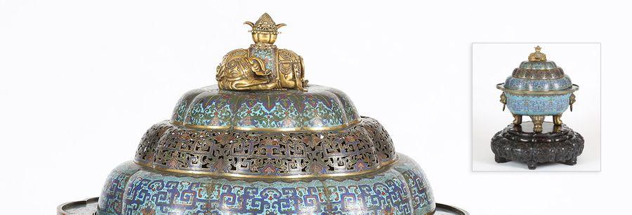 Chine, Période Qianlong (1736-1795)