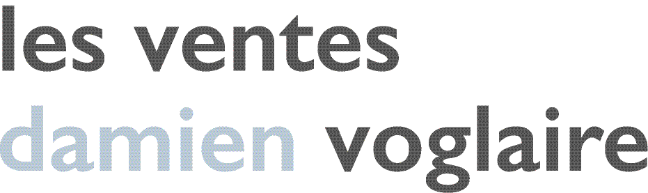 Les Ventes Damien Voglaire